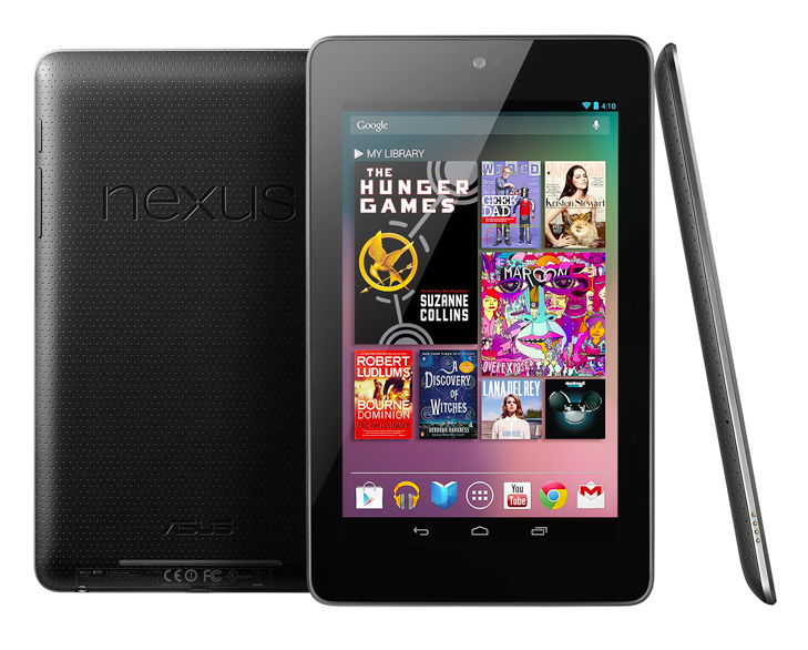 Google Nexus 7 @TheRoyaleIndia