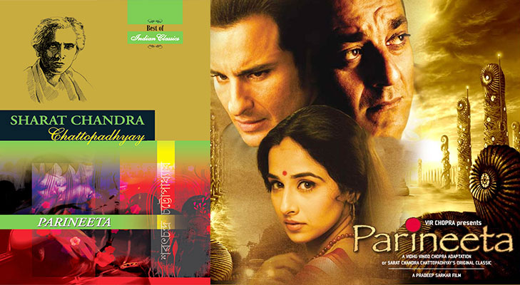 Parineeta Book @TheRoyaleIndia