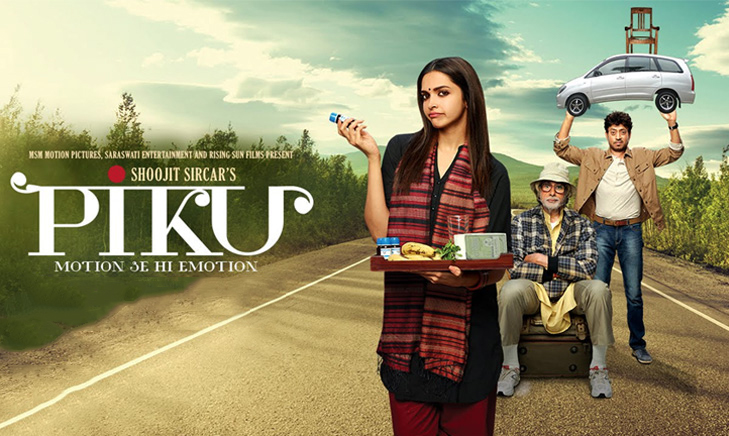 piku movie @TheRoyaleIndia