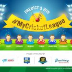 Participate in #MyCricketLeague Contest With Couponraja and Win Big this IPL
