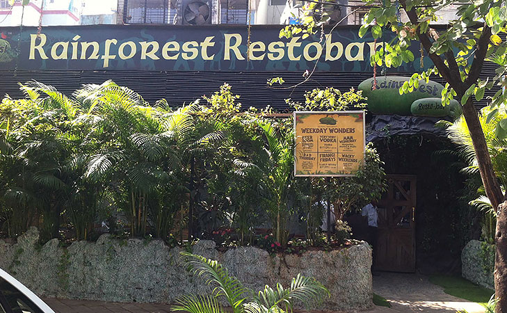 Rainforest CBD Belapur @TheRoyaleIndia