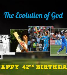 From A Boy To God – The Journey Of Tendulkar's Career
