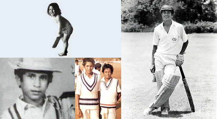 Image result for sachin tendulkar childhood