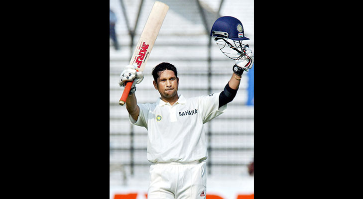 sachin tendulkar highest test score @TheRoyaleIndia
