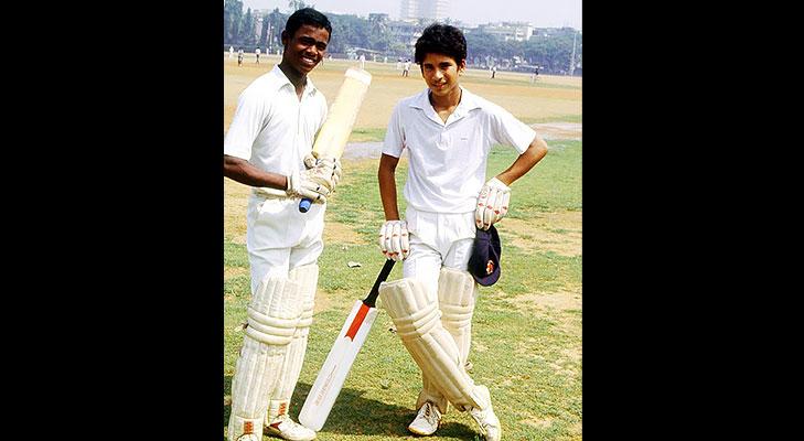 sachin tendulkar vinod kambli partnership @TheRoyaleIndia