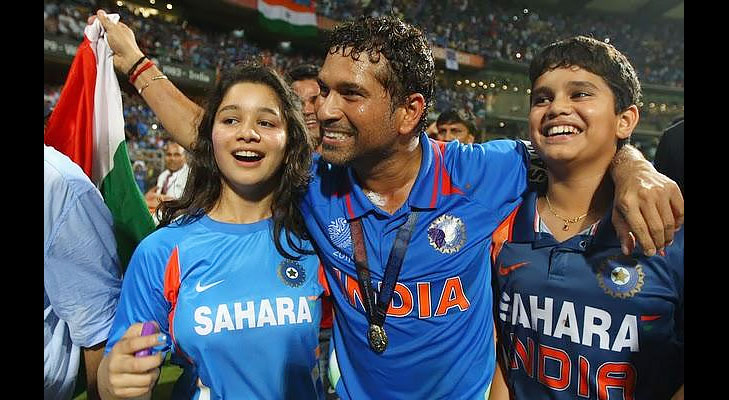 sachin tendulkar world cup 2011 @TheRoyaleIndia