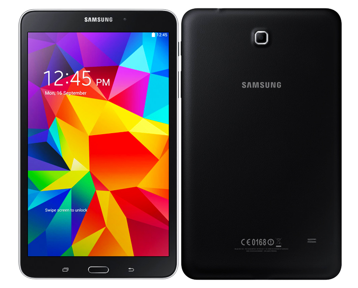 Samsung Galaxy Tab 4 @TheRoyaleIndia