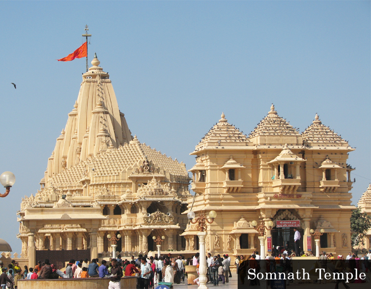 somnath temple @TheRoyaleIndia
