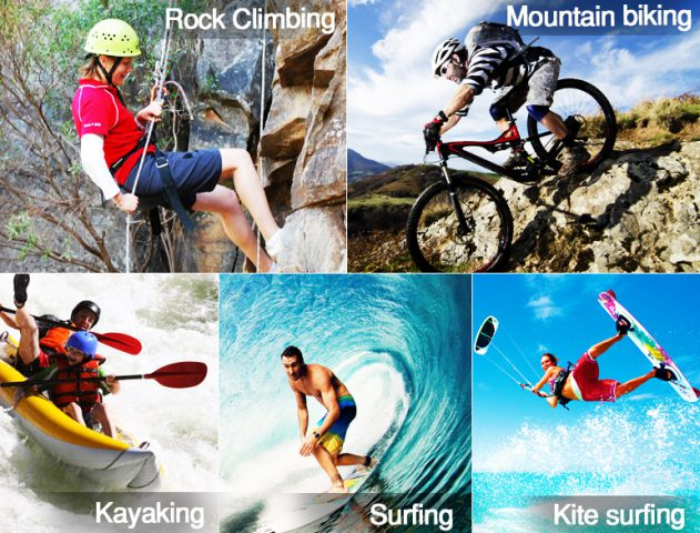 5 Adventure Sports You Must Try This Summer @TheRoyaleIndia