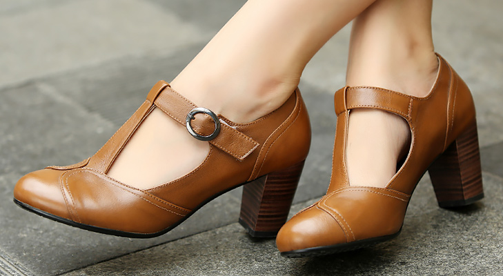 T-Strap Footwear @TheRoyaleIndia