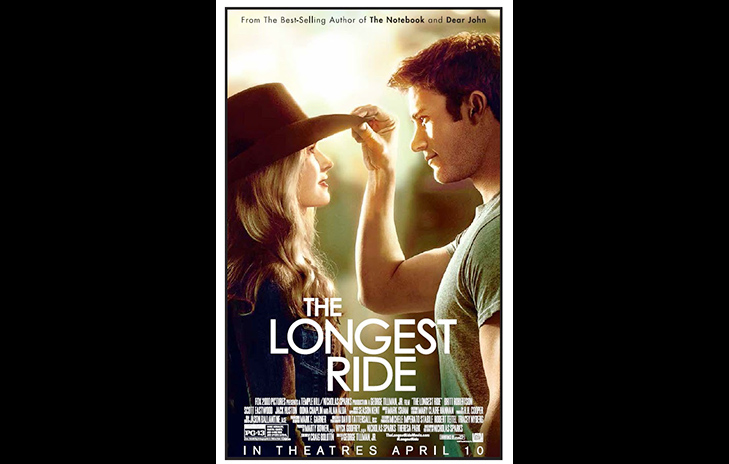 The Longest Ride @TheRoyaleIndia