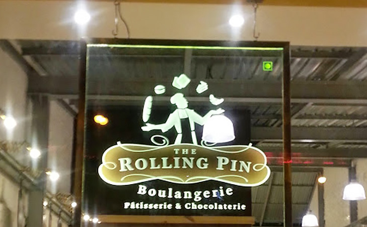 The Rolling Pin Bakery @TheRoyaleIndia