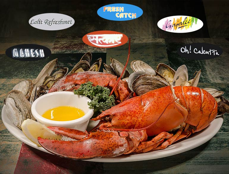 Top 6 Sea Food Restaurants in Mumbai @TheRoyaleIndia