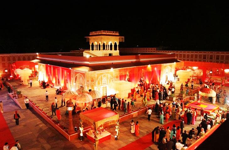 Udaipur Weddings @TheRoyaleIndia
