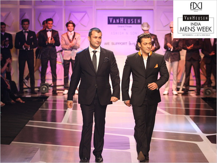 Van Heusen India men's fashion Week 2015 @TheRoyaleIndia