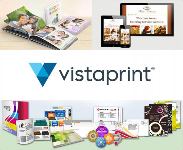 Vistaprint - Committed to deliver Top Quality Print Products at Affordable Prices @TheRoyaleIndia