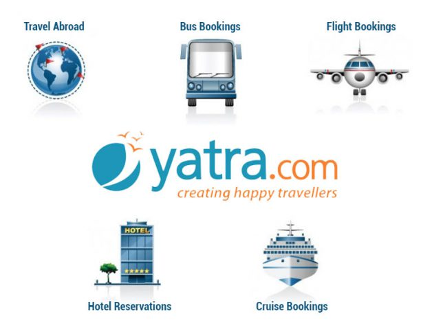 Yatra – Your Reliable Travel Partner - Creating Happy Travelers @TheRoyaleIndia