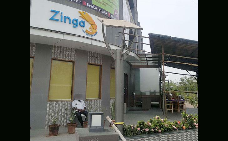 Zinga Vashi @TheRoyaleIndia