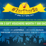 Cheer your favourite T20 team – Participate in the #ZorShorSe Contest