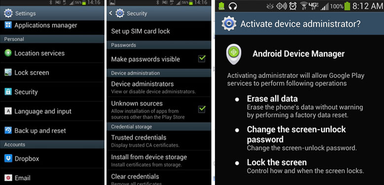 Android Security @TheRoyaleIndia