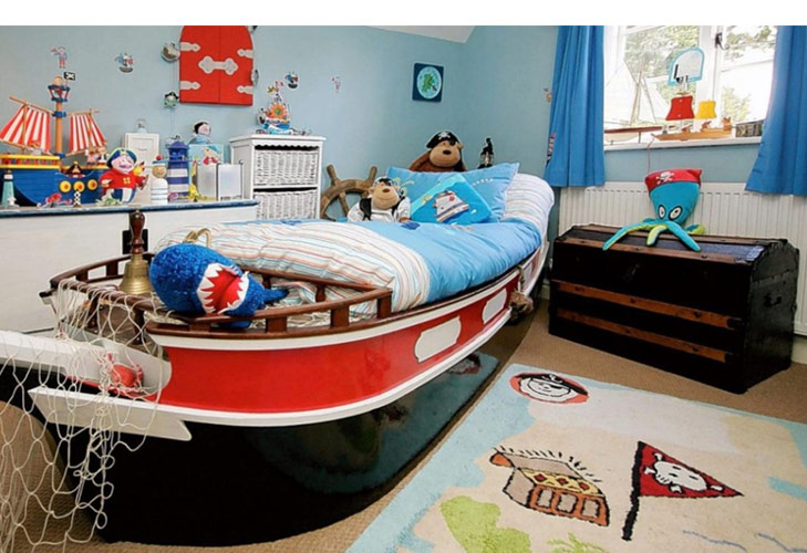Bed option @TheRoyaleIndia