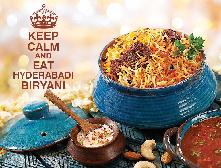 Best Biryani Joints in Hyderabad @TheRoyaleIndia