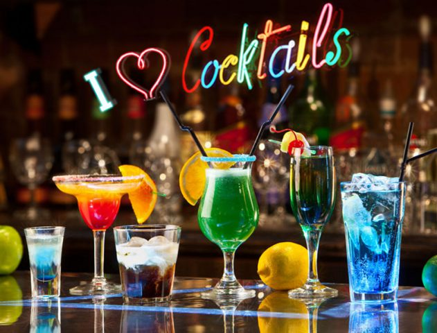 Places Serving Best Cocktails in Mumbai @TheRoyaleIndia