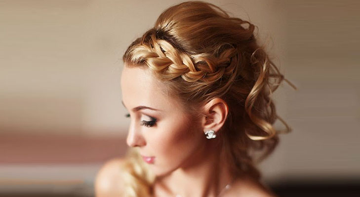 Bohemian Braid Crown @TheRoyaleIndia