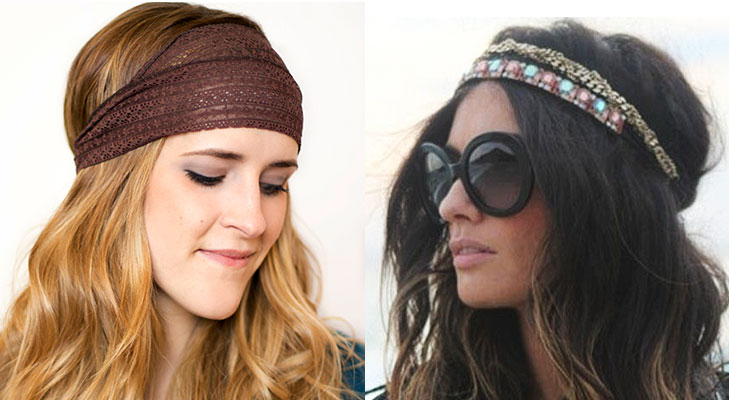 Boho Hairstyles @TheRoyaleIndia