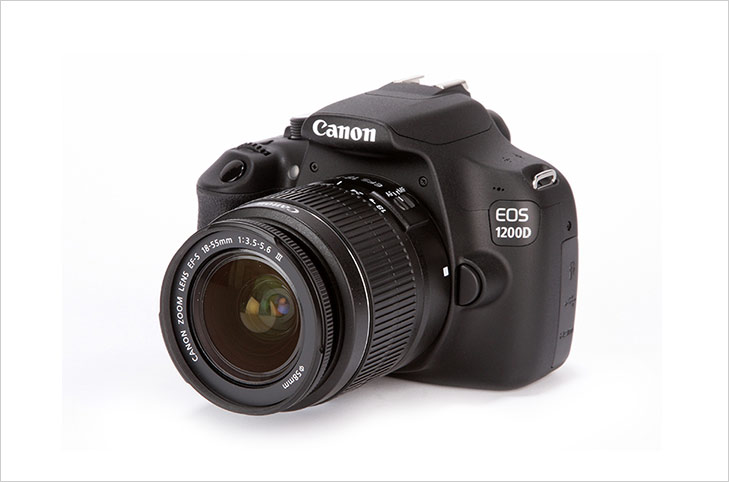 Canon 1200D India Price @TheRoyaleIndia