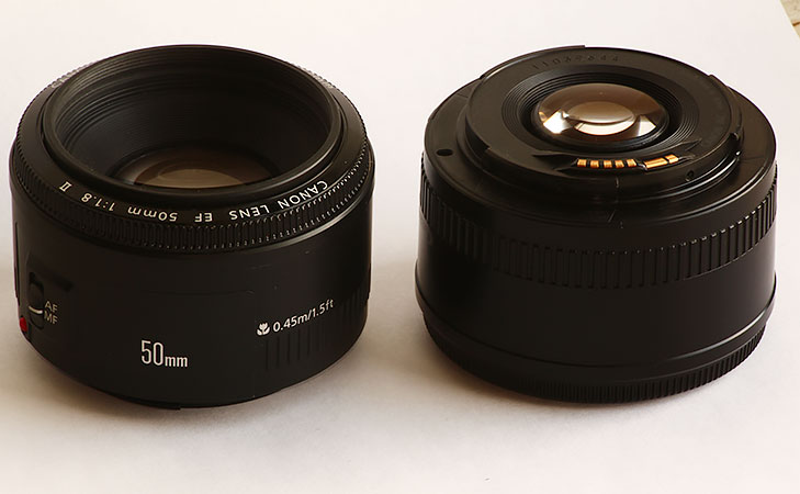 Canon EF 50mm f1.8 II @TheRoyaleIndia