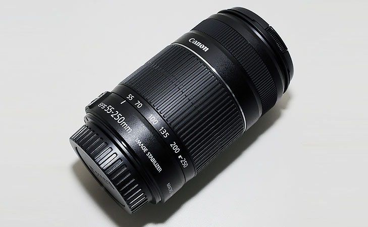 Canon EFS 55 250mm f/4-5.6 IS II @TheRoyaleIndia