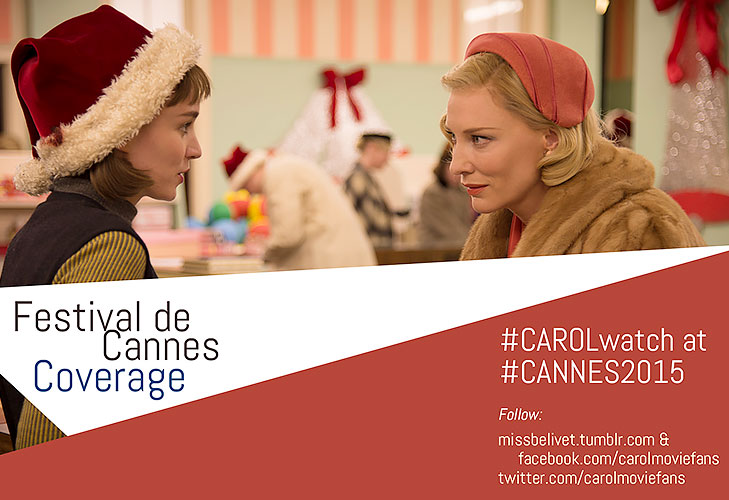 Carol Cannes 2015 @TheRoyaleIndia
