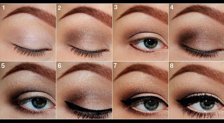cat eye makeup tutorial @TheRoyaleIndia