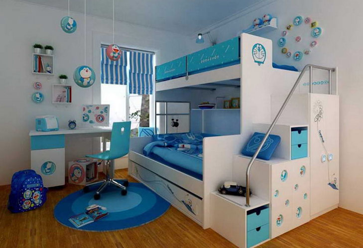 Children bed @TheRoyaleIndia