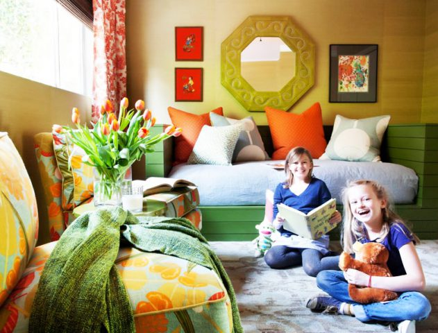 decorating tips for children's rooms @TheRoyaleIndia