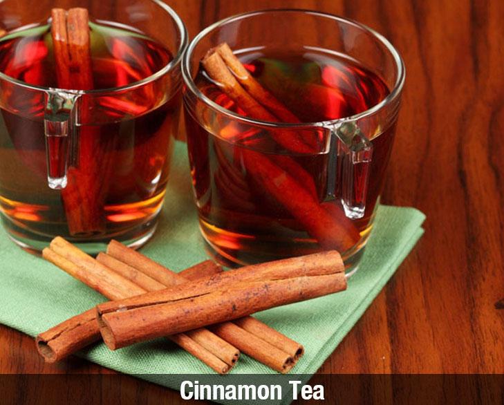 cinnamon tea @TheRoyaleIndia