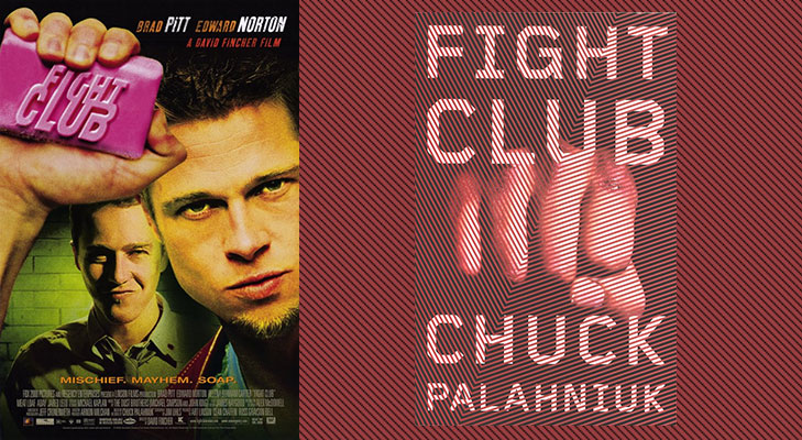 Fight Club Book @TheRoyaleIndia