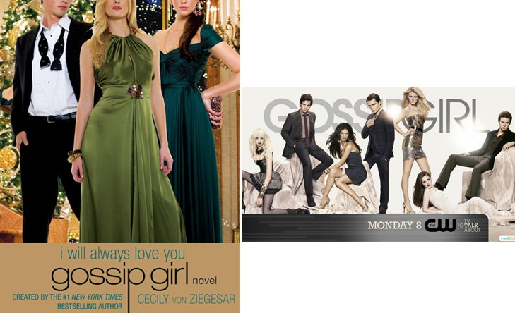 Gossip Girl Book @TheRoyaleIndia