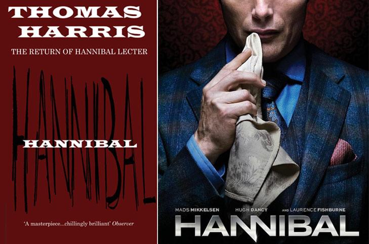 hannibal tv series @TheRoyaleIndia