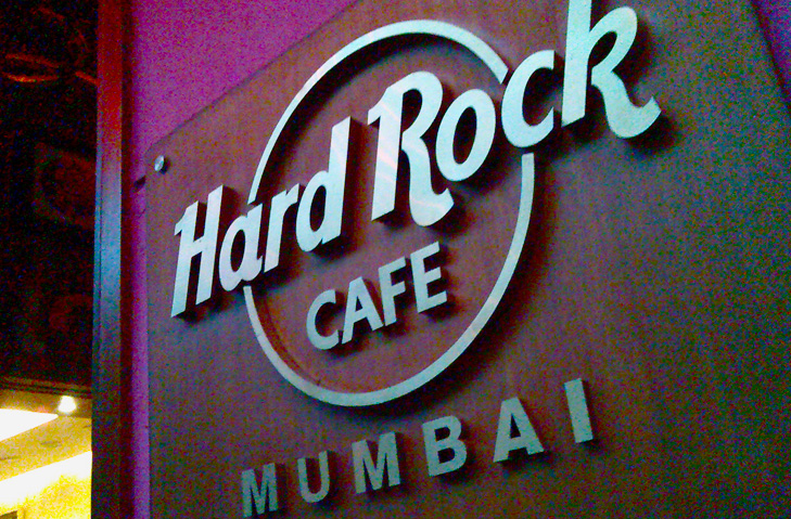 hard rock cafe mumbai @TheRoyaleIndia