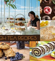 high tea recipes @TheRoyaleIndia