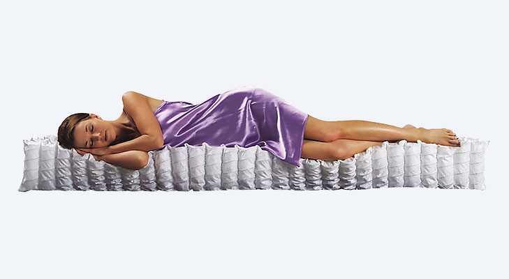 Innerspring Mattress @TheRoyaleIndia