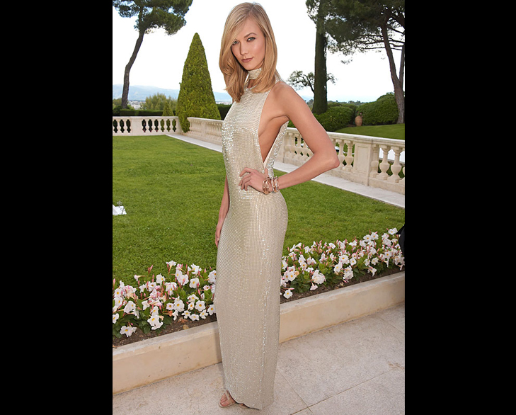 karlie kloss cannes 2015 @TheRoyaleIndia