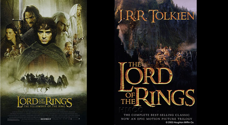 Lord of the Rings book @TheRoyaleIndia