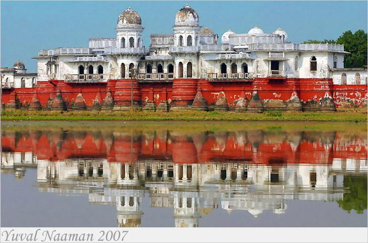 Neer Mahal Palace Tripura @TheRoyaleIndia