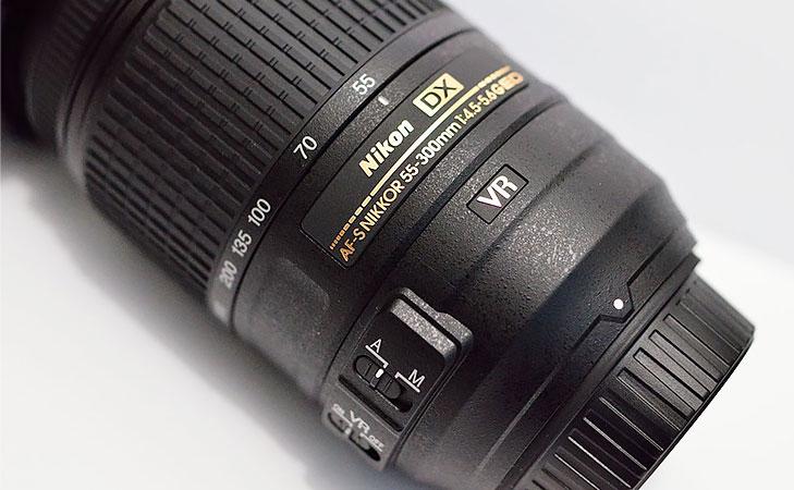 Nikon AF-S DX Nikkor 55-300mm f 4.5-5.6g ED VR Lens @TheRoyaleIndia