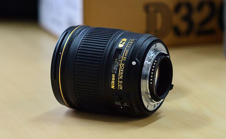 Nikon AFS Nikkor 50mm f1.8G @TheRoyaleIndia