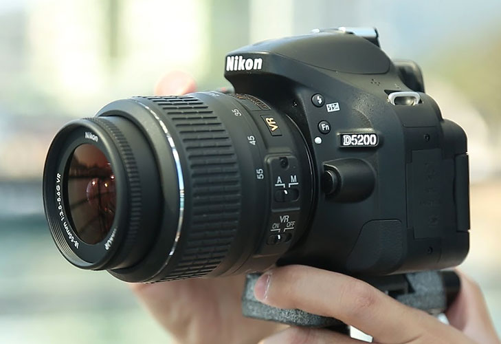 Nikon D5200 India Price @TheRoyaleIndia