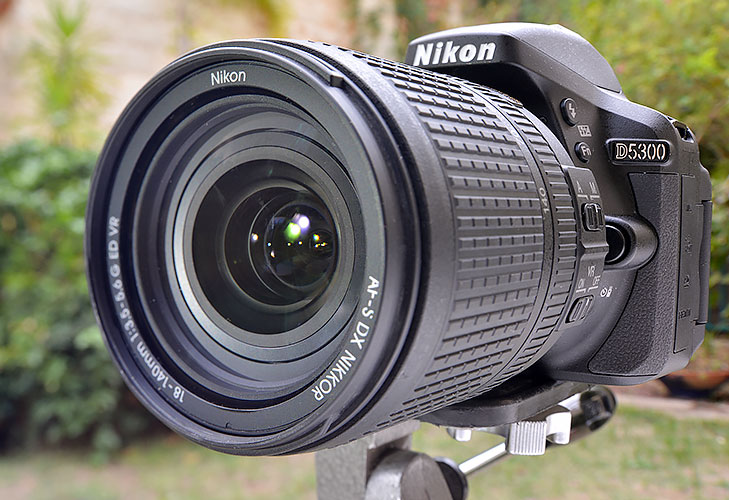 Nikon D5300 India Price @TheRoyaleIndia